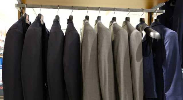 スーツ 寿命