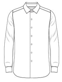 ワイシャツ デザイン