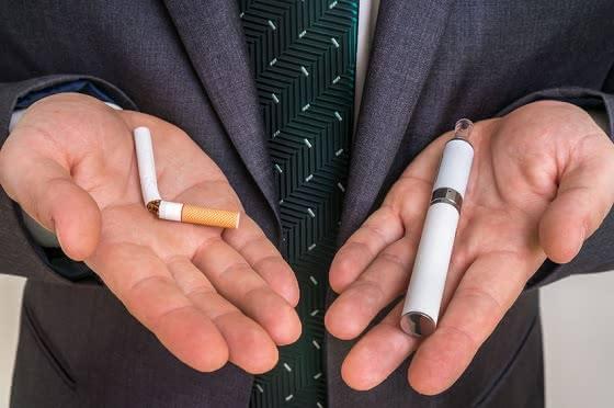 電子 タバコ ニコチンなし