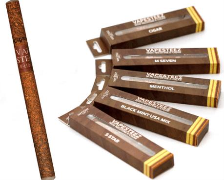 電子 タバコ 種類
