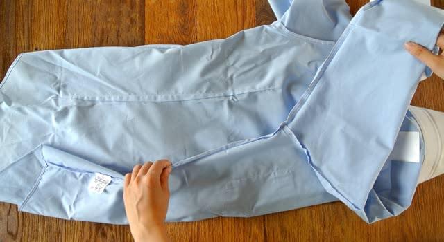 ワイシャツ 洗濯