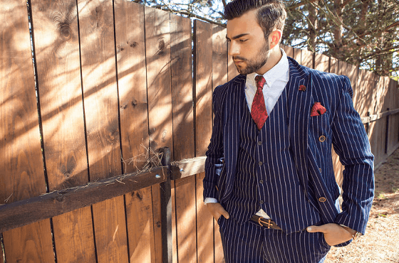 スーツ ベスト