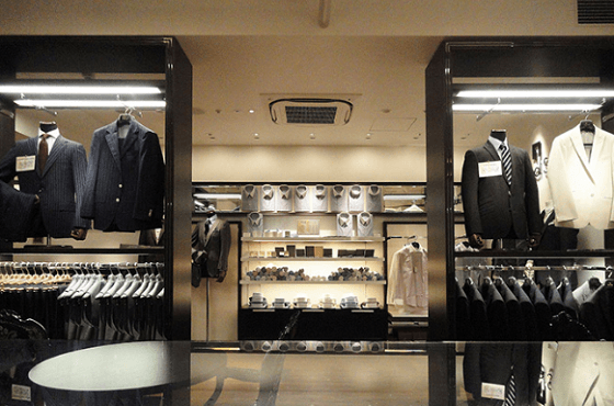 オーダーシャツ,新宿