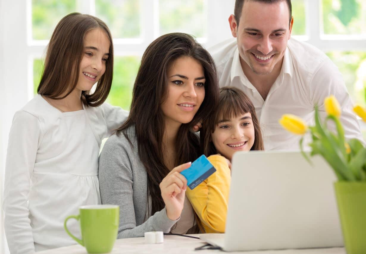 楽天カード,家族カード