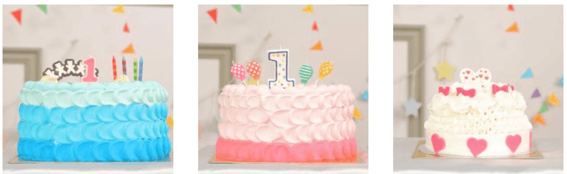 誕生日プレゼント,1歳