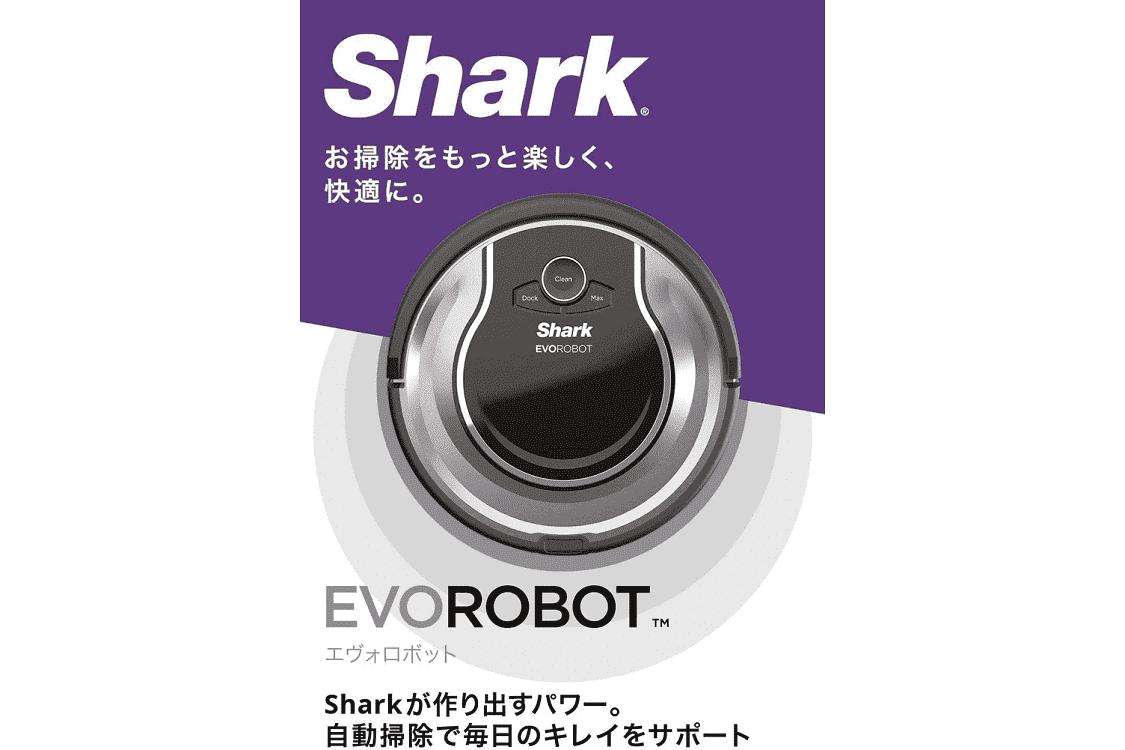 ロボット掃除機 EVOROBOT R72 RV720_NJ