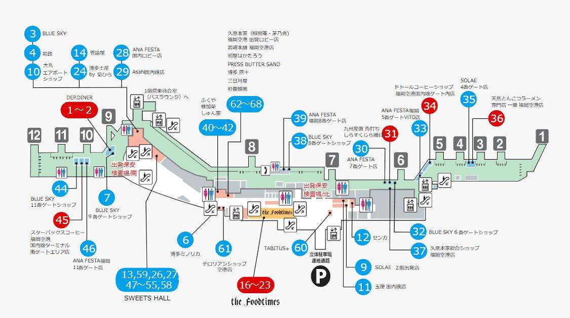 福岡,お土産