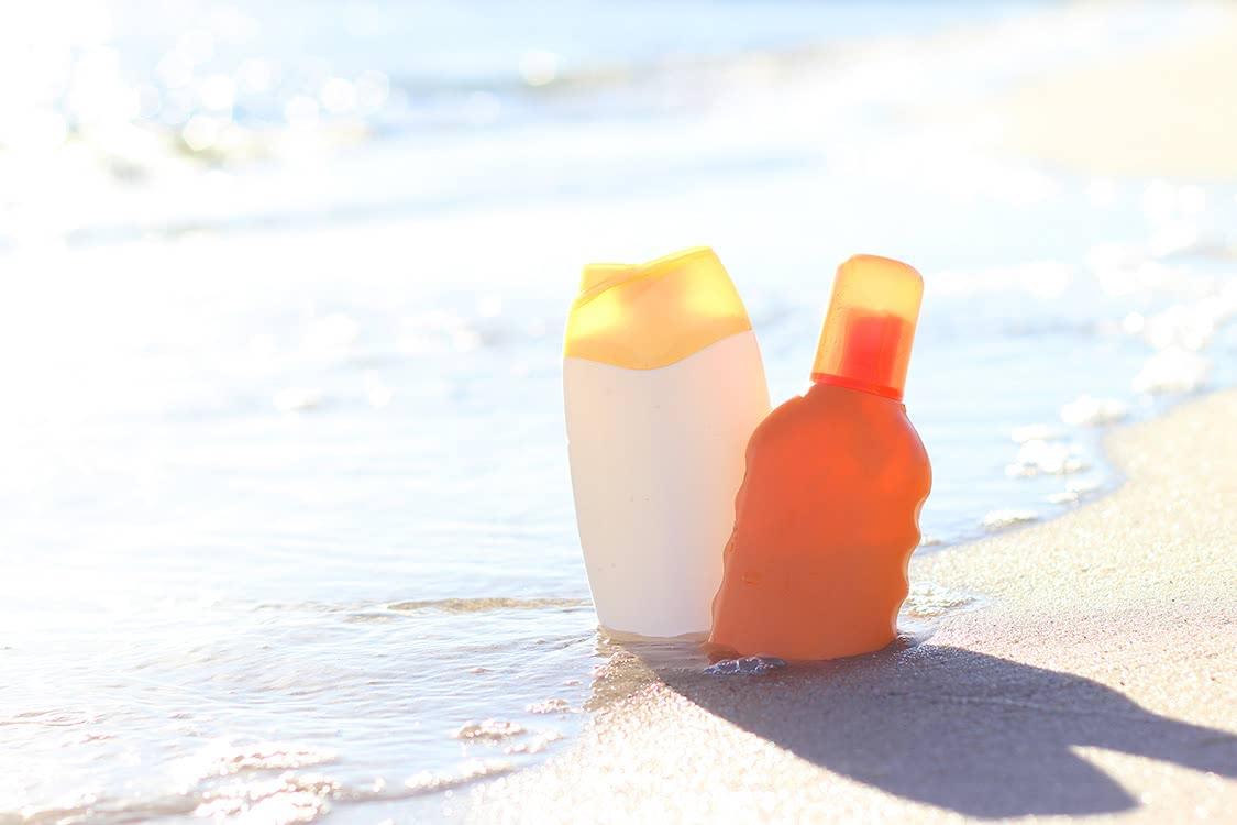 紫外線吸収剤不使用日焼け止め