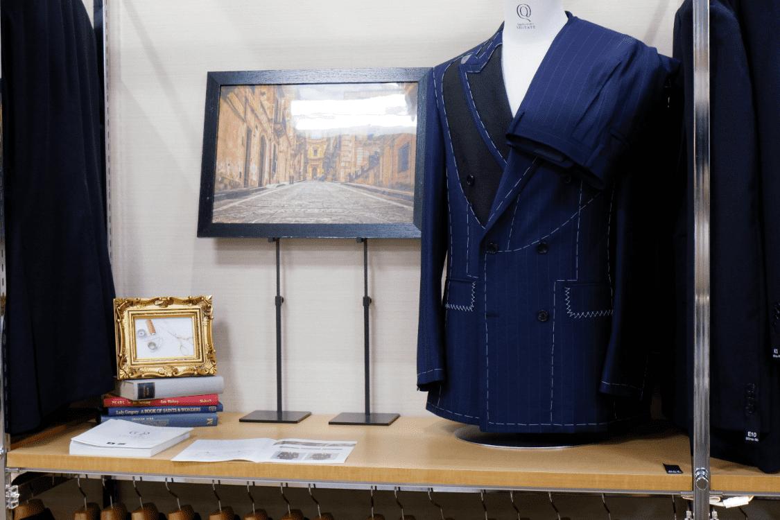 オーダーシャツ,大阪