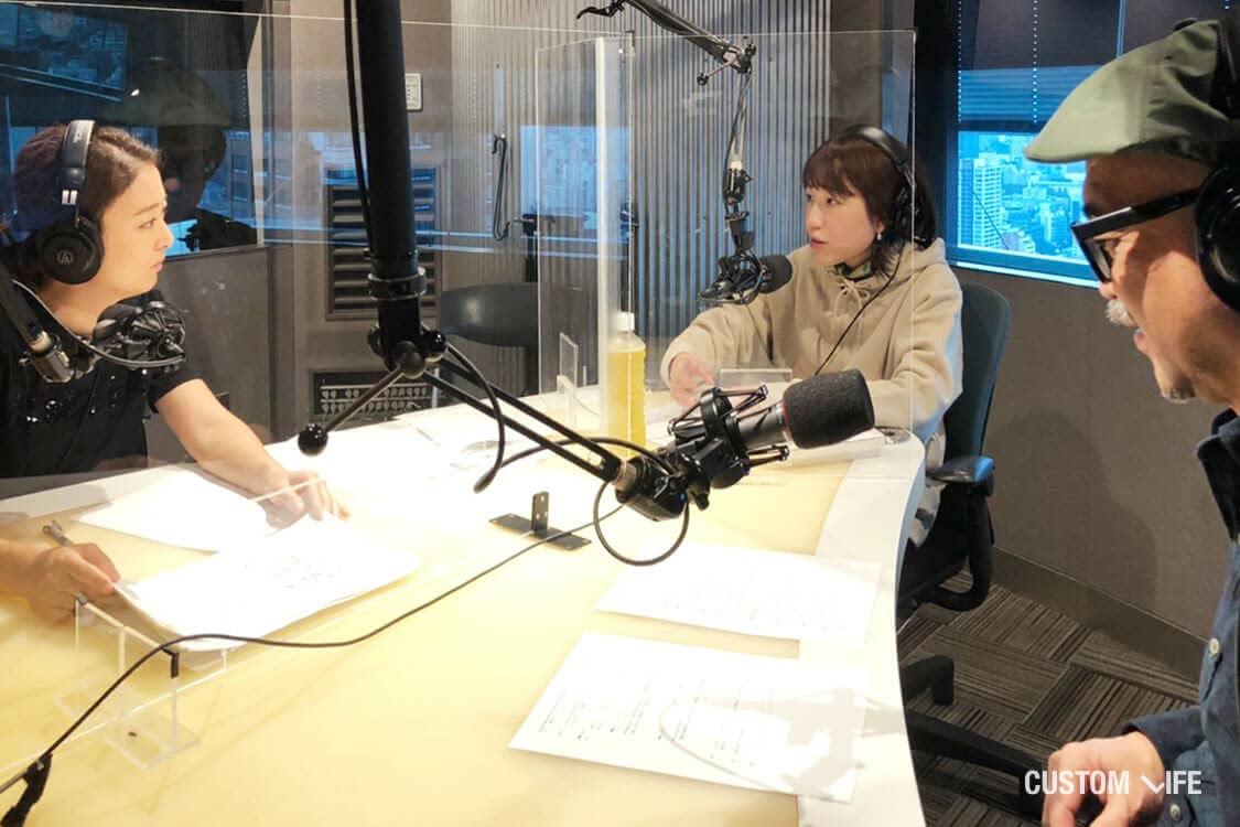 ラジオドーナツゲスト・関取花さん