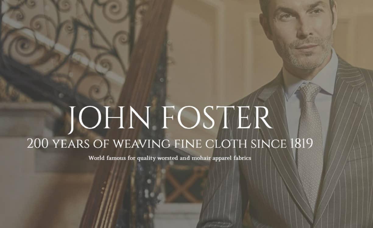 ジョン・フォスターの紹介