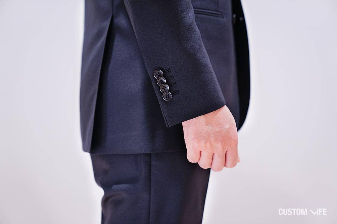 UNITED ARROWSのスーツ