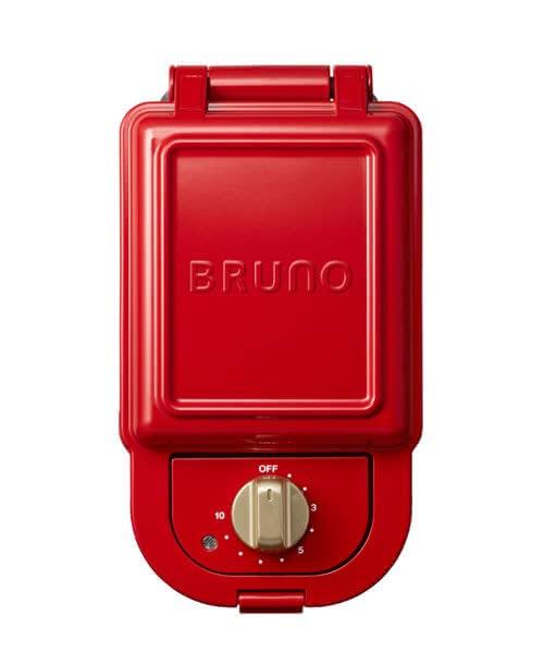BRUNOのホットサンドメーカーシングル