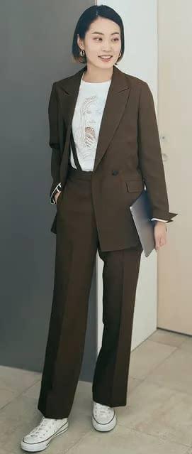 パンツスーツ,おすすめ