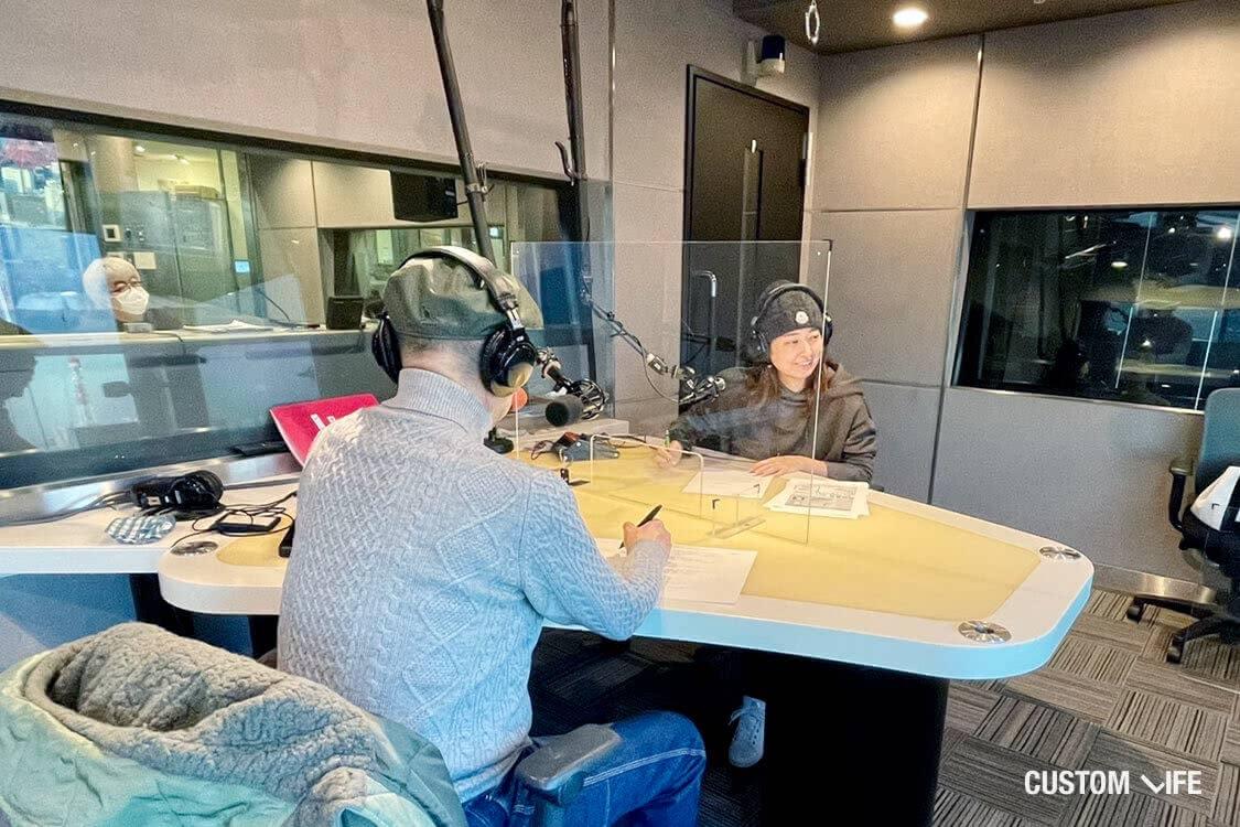 ラジオドーナツゲスト・阿部真央さん