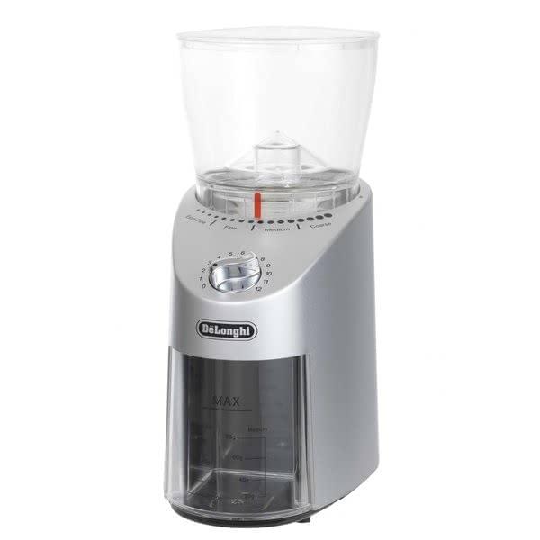 デロンギのコーン式コーヒーグラインダーKG366J