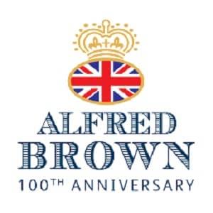 アルフレッド・ブラウンのブランドロゴ