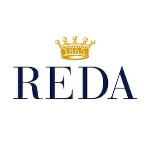 レダのブランドロゴ