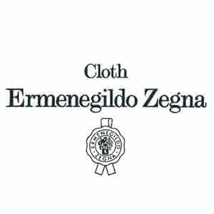 ゼニアのブランドロゴ
