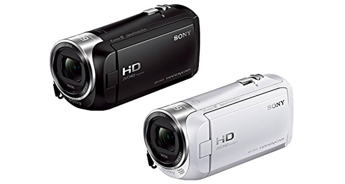 ソニー|HDR-CX470