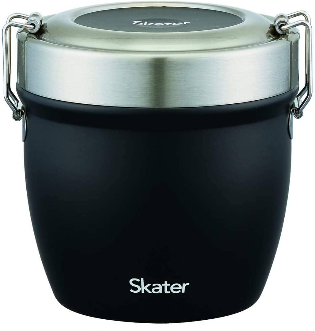 スケーターの真空ステンレス丼ランチジャー 総容量550ml STLBD6