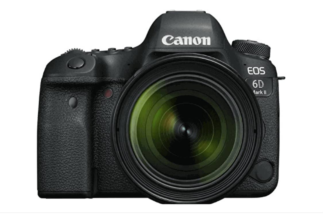 キヤノン EOS 6D Mark II