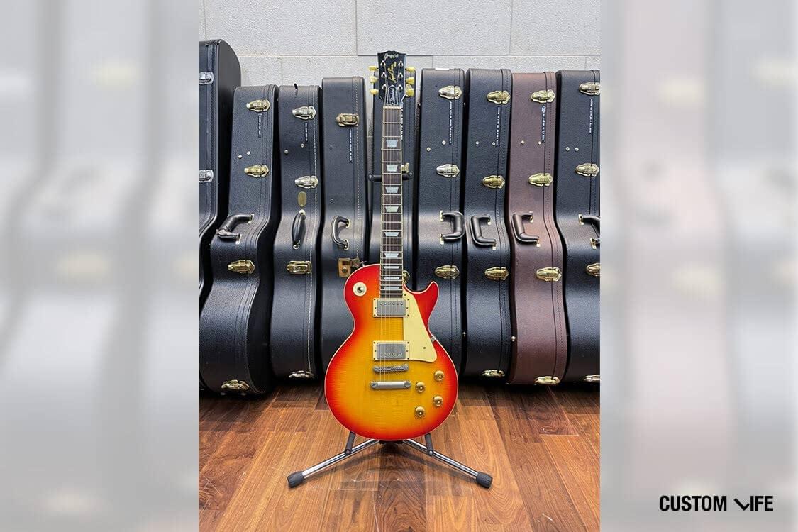 斉藤和義さんが中学時代に購入したギター