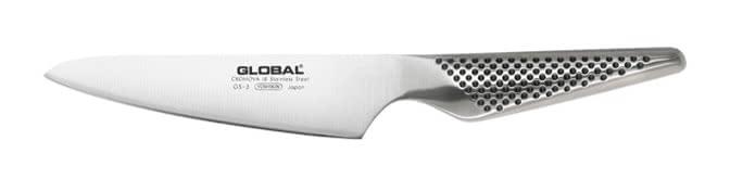 グローバルのペティナイフ