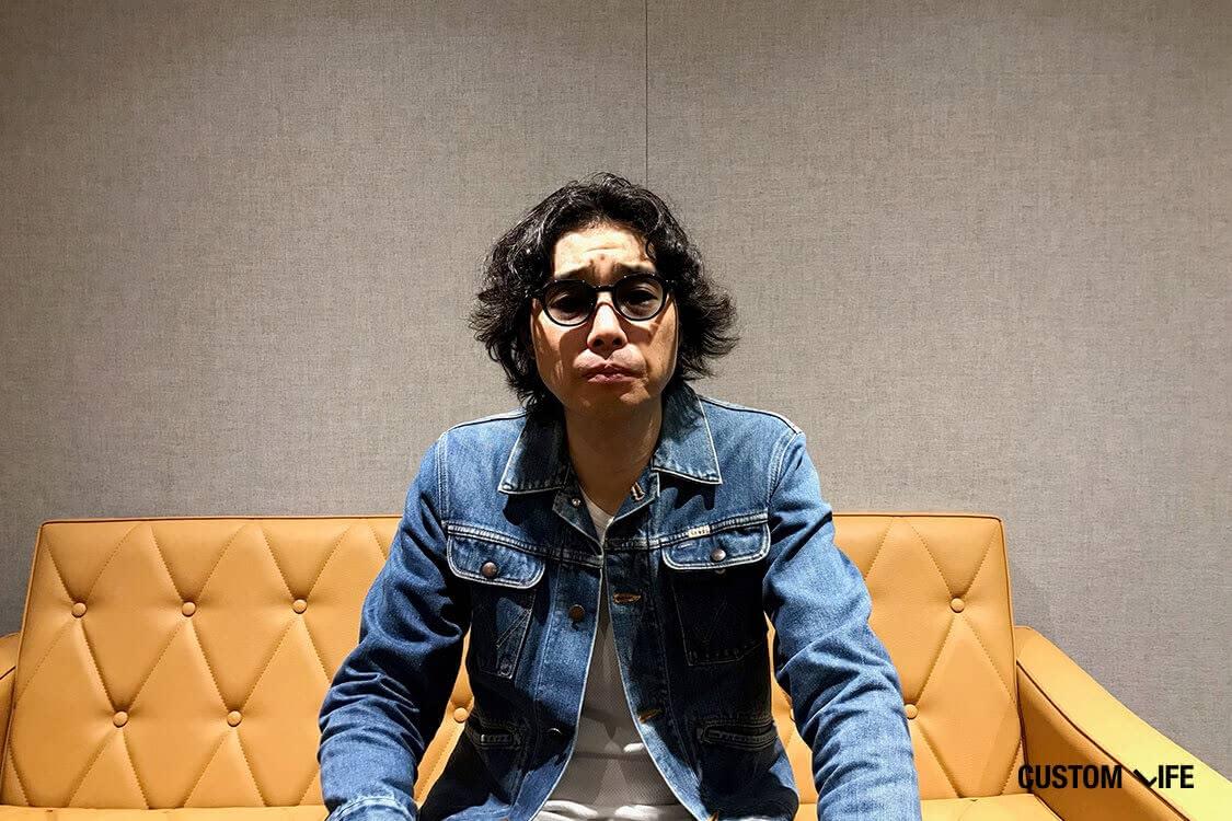 ラジオドーナツゲスト・斉藤和義さん