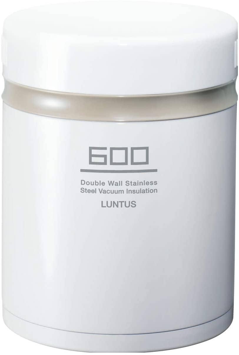 アスベルのランタスBE ステンレス保温ランチボックス HLB-B600