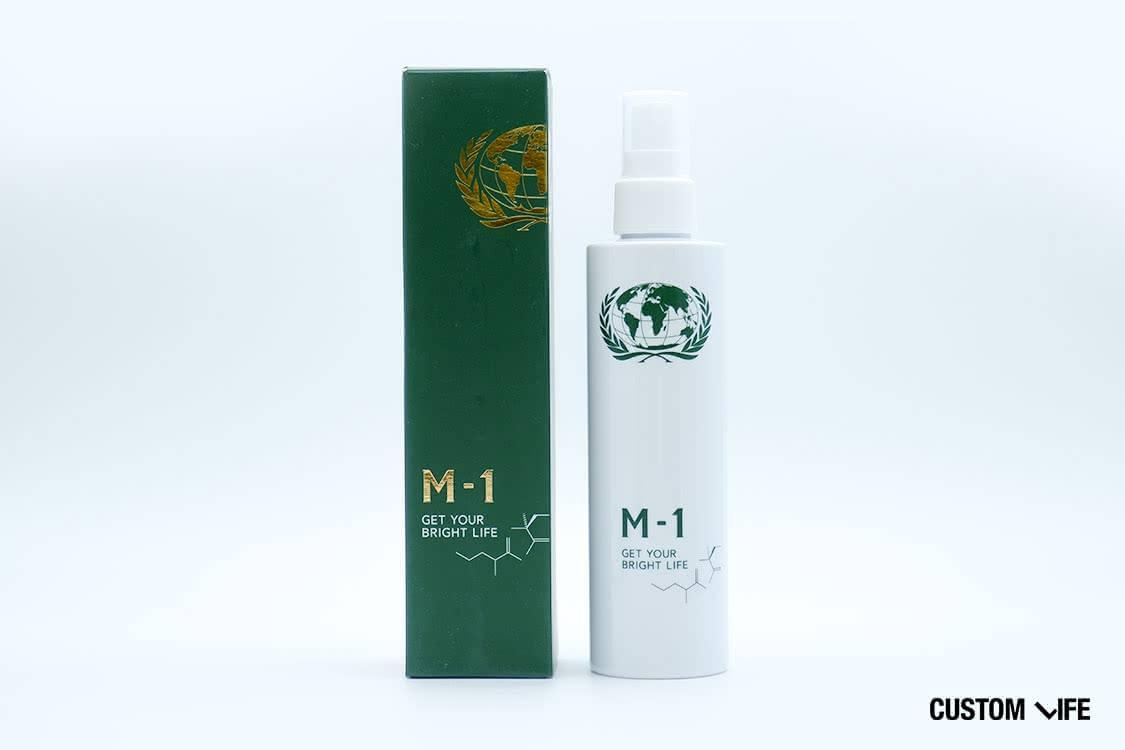 サラヴィオ化粧品のM-1育毛ローション