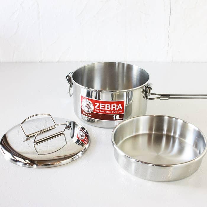 小鍋になる14cm中皿付 フードキャリー