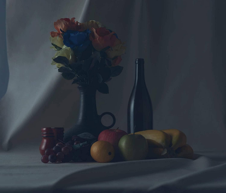 『新しい果実』初回限定盤 ジャケ写