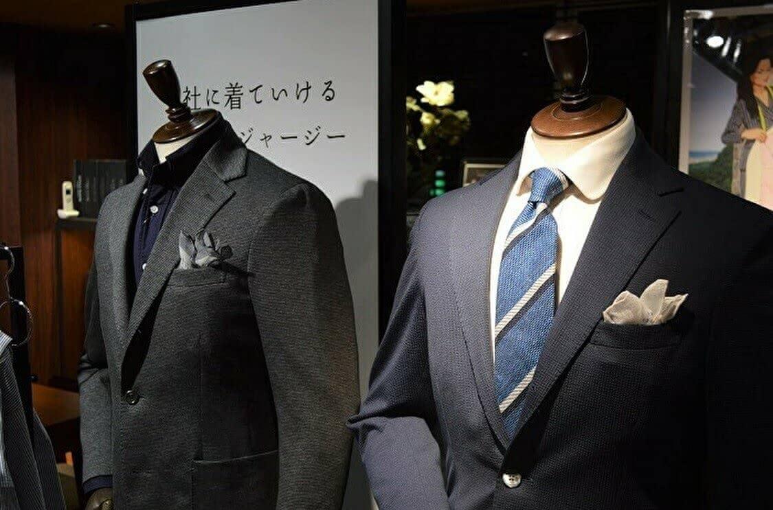 スーツ,新宿