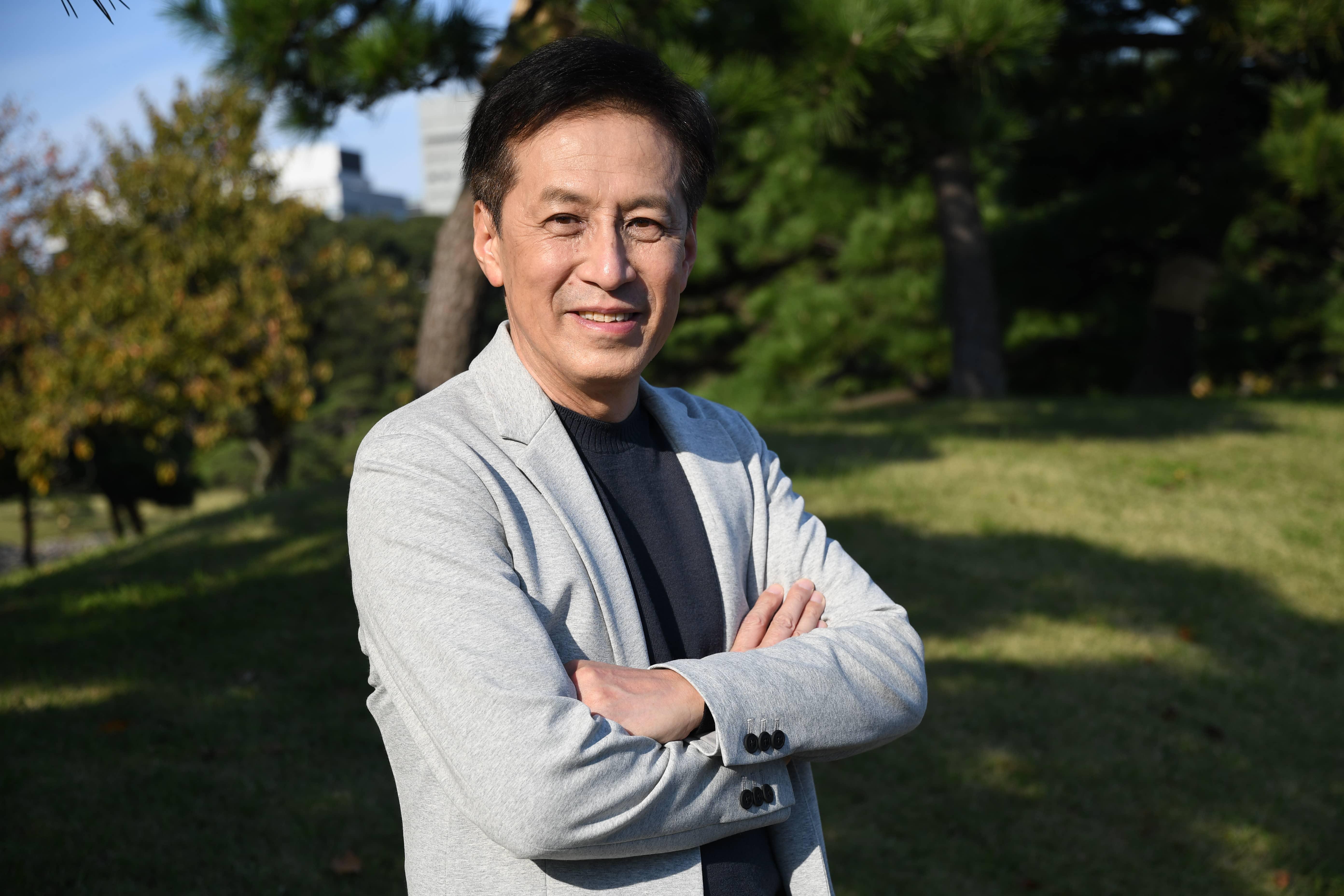 関西学院大学 教授 村尾信尚氏