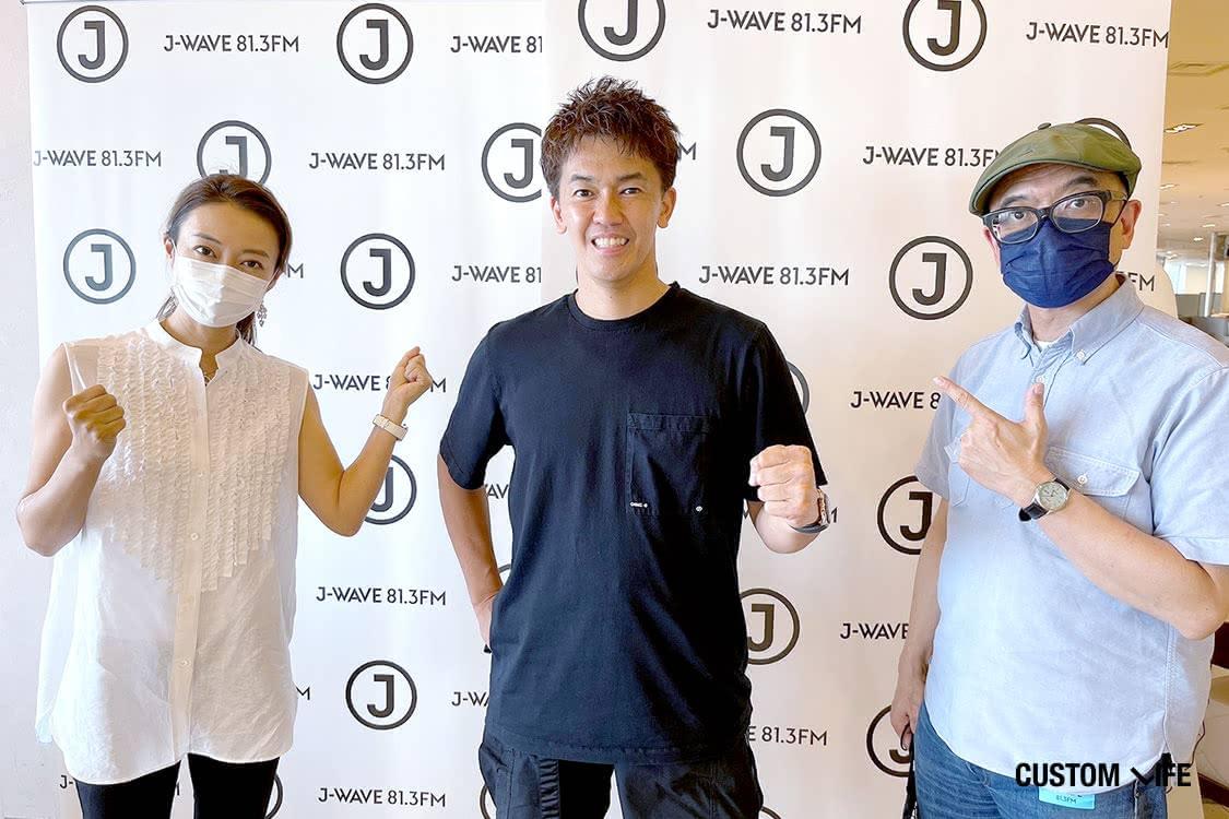 ラジオドーナツゲスト・武井壮さん