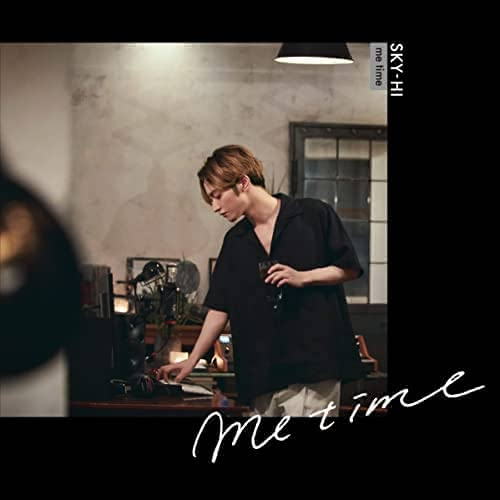 最新デジタルシングル【me time】
