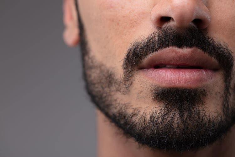 薄く したい 髭